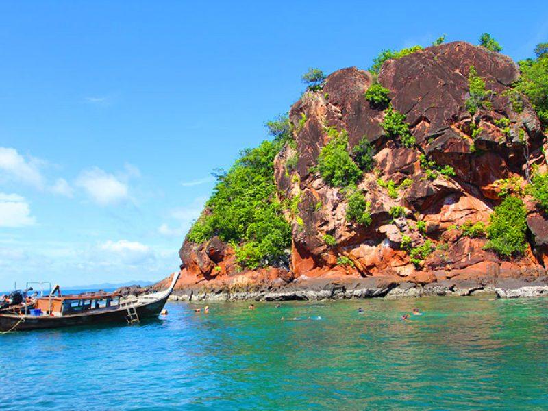 Deang islands